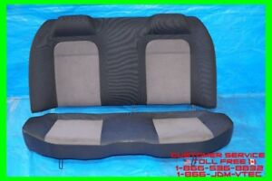 JDM Subaru Impreza WRX STi Rear Seat Top & Bottom GC8 1993-2001