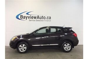 2013 Nissan ROGUE S- 2.5L! SPORT MODE! PARK AID! CLEAN CARPROOF!