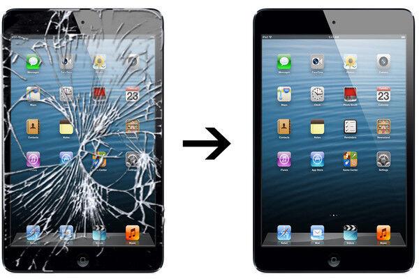 Ipad Mini 1st & 2nd Generation Digitizer Touch Screen Repair Service