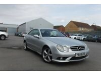 2009 Mercedes-Benz CLK DIESEL COUPE 220 CDi SPORTS AUTO***HPI CLEAR**IMMACULATE & DRIVES EXCELLENT