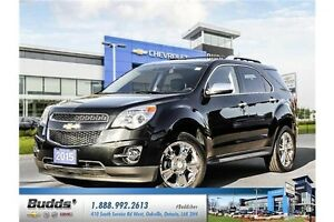 2015 Chevrolet Equinox LTZ Safety and E-Tested