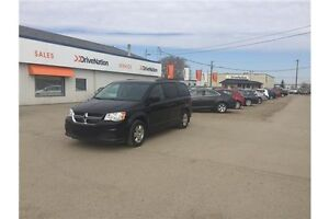 2012 Dodge Grand Caravan SE/SXT LOW KM! ROOM FOR ALL THE FAMILY!