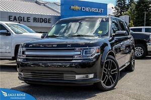 2015 Ford Flex Limited Navigation & sunroof