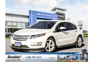 2014 Chevrolet Volt Base Safety & E-Tested