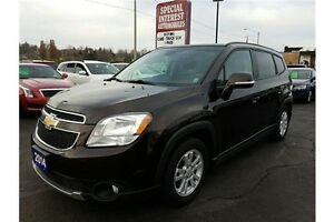 2014 Chevrolet Orlando 2LT 2LT !! SUNROOF !!! 7 PASSENGER SEA...