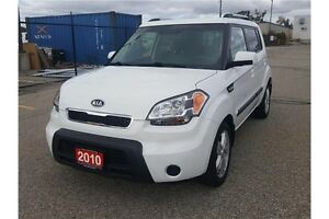 2010 Kia Soul | ONLY 81K | CERTIFIED + E-Tested