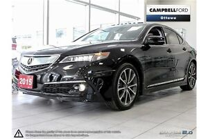 2015 Acura TLX Elite SH-AWD-20,000 KMS EVERY OPTION