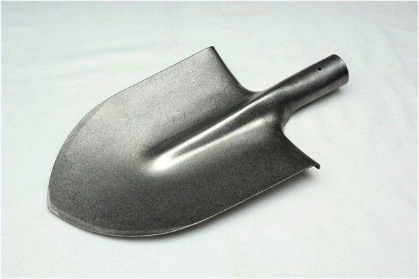 TITANIUM Shovel Universal Large Big Head. 100% Titanium !!! Super light!