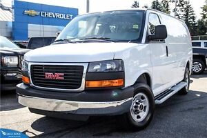 2015 GMC Savana 2500 1WT Air Conditioning and AUX Input