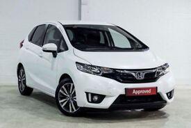Honda JAZZ I-VTEC EX (white) 2016