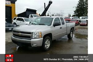 2007 Chevrolet Silverado 1500 Next Generation LT 4X4 London Ontario image 1