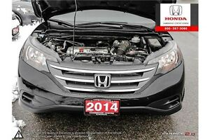 2014 Honda CR-V LX MULTI-ANGLE REAR VIEW CAMERA WITH GUIDELIN... Cambridge Kitchener Area image 8