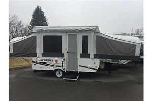 2014 Jayco Jay Series 1007 TENT TRAILER TENT TRAILER