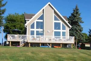 BEAUTIFUL COTTAGE RENTAL ON ST. LAWRENCE RIVER