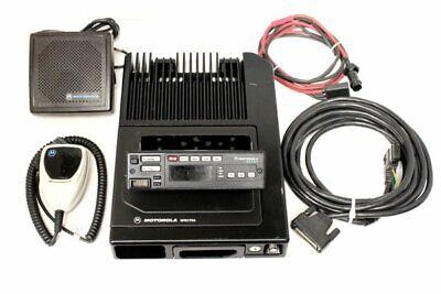 Motorola Astro Spectra Vhf 110 Watts 128 Ch 146-174 Mhz W5 2.5khz Ham