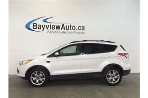 2013 Ford ESCAPE SEL- 4WD! ECOBOOST! PANOROOF! LEATHER! SYNC!