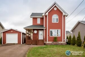Move in Ready 3 bedroom/2 bath in the Northend of Moncton