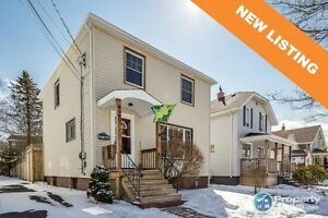 NEW LISTING! Well maintained 3 bed in the West End!