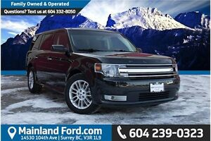 2015 Ford Flex SEL NO ACCIDENTS,  LOCAL, LOW KM'S