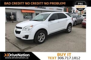 2013 Chevrolet Equinox LS GREAT FUEL ECONOMY AND STYLE!