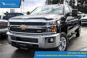 2016 Chevrolet Silverado 3500HD LT Navigation and Backup Camera