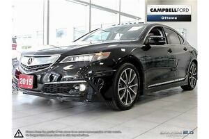 2015 Acura TLX Elite SH-AWD-20, 000 KMS EVERY OPTION