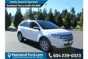 2013 Ford Edge SEL - Heated Seats - Navigation