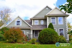 Close to New Minas & Kentville. Immediate Occupancy Available.