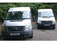 Minibus Hire Manchester GREAT SAVINGS OR BOOK ONLINE WITH DRIVER ONLY