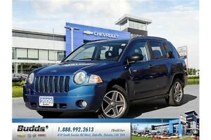 2009 Jeep Compass Sport/North Safety & E Tested