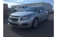 2015 Chevrolet Cruze Power Everything, AM/FM Radio, seats 5