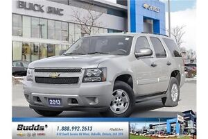 2013 Chevrolet Tahoe LS Safety and E-Tested.