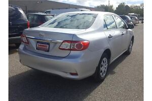 2012 Toyota Corolla CE | ONLY 63K | CERTIFIED Kitchener / Waterloo Kitchener Area image 4