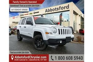 2015 Jeep Patriot Sport/North ACCIDENT FREE!