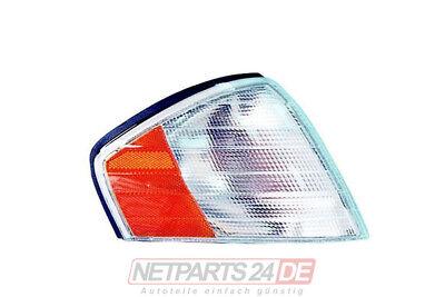 Mercedes R129 / Sl Blinkleuch. vorne Frontblinker re. Beifahrersei. 09/89-08/92