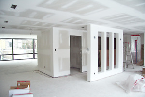 Drywall and renovation