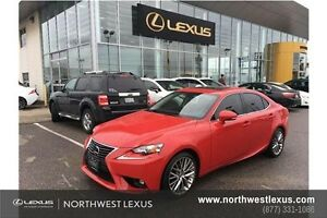 2016 Lexus IS 300 PREMIUM PACKAGE