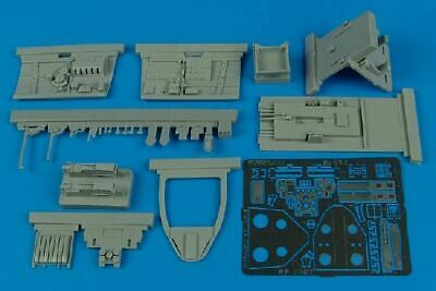 AIRES HOBBY 1/32 KI61I COCKPIT SET FOR HSG 2107