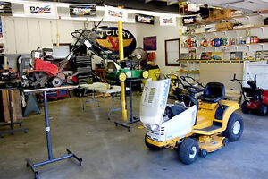 SPRING TUNE UP TIME! Lawn tractor, Mower, Trimmer & More!