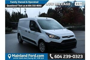 2014 Ford Transit Connect XL - Low Mileage