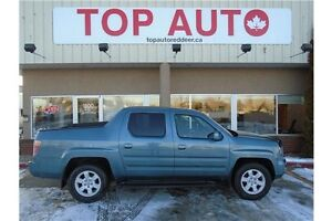 2007 Honda Ridgeline EX-L REDUCED!  VERY CLEAN!