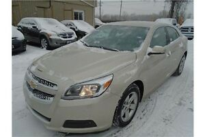 2013 Chevrolet Malibu WWW.PAULETTEAUTO.COM BE APPROVED!! LOW KM