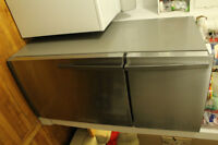 frigidaire stainless steel à vendre