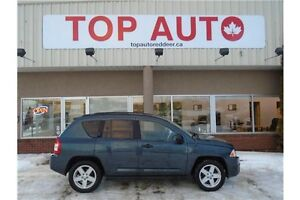 2008 Jeep Compass Sport/North REDUCED 4X4