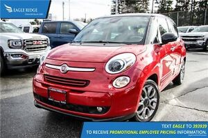 2014 Fiat 500L Sport Sunroof and Heated Seats