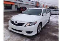 2011 Toyota Camry SE Leather! Low Kilometers & Heated Seats!!