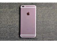 IPhone 6s Plus rose gold Apple