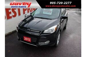 2013 Ford Escape SE LEATHER AND HEATED SEATS, BACK UP SENSOR