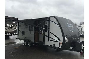 2016 FOREST RIVER COACHMEN APEX 212RB TRAVEL TRAILER