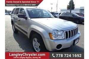 2005 Jeep Grand Cherokee Laredo W/POWER GROUP & A/C